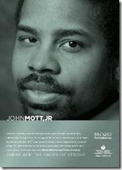 john Mott poster